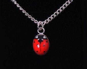 Ladybird (Ladybug) Necklace