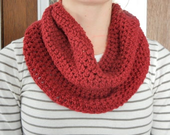 Thin Cowl- Red
