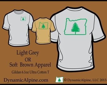 Oregon Forest Short Sleeve