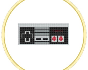 Nintendo Cross Stitch