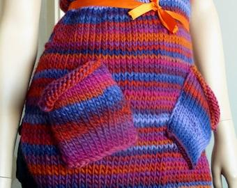 Tunic of wool
