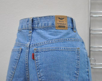 Vintage High Waist Jeans shorts
