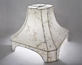 "Custom ""London Bridge"" Handmade Paper Lampshade"