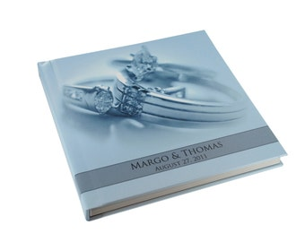 Wedding Albums  -Flush Mount Full Wrap Photocover - Parent Album 10 x 10