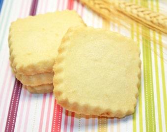 Shortbread Cookies, Gift Basket, Classic Butter Shortbread cookies - 1 dozen