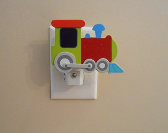 Popular items for train decor on Etsy