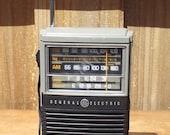 GE CB Monitor Transistor Radio