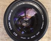 Sigma 70 210mm Zoom Lens