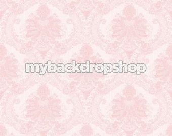 2ft x 2ft Pink Backdrop - Newborn Photography Backdrop - Studio Prop -  Item 169