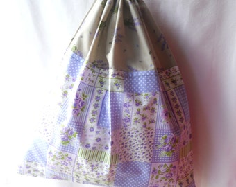 Popular items for bouquet of violets on etsy for Linge shabby chic