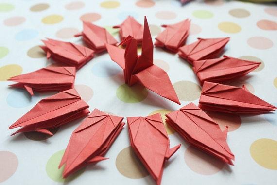 1000 origami paper cranes handmade paper goods 10x10cm origami for 1000 paper cranes wedding decoration