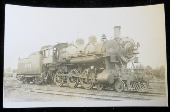 Vintage 1940 Chicago & Northwestern Railway Engine No ...