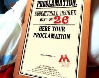 Emancipation proclamation essay