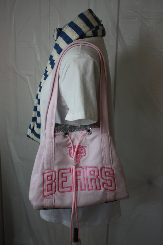 The Upcycled Sweatshirt Purse - Custom Made from your Favorite Sweatshirt