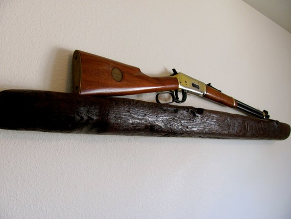 Items Similar To Wall Hanging Gun Display On Etsy
