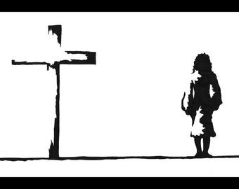 JesustheSavior-Print
