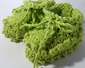 Knit Baby Booties Gender Neutral Baby Clothes