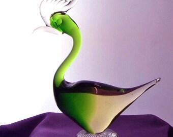 Lovely Murano bird.