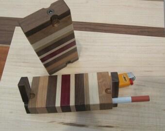 Unique Handmade Wooden Dugout
