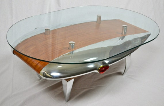 items similar to wing tip coffee table available in 3 different