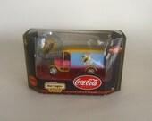 1926 Ford Model TT Easter Coca Cola Matchbox Collectibles