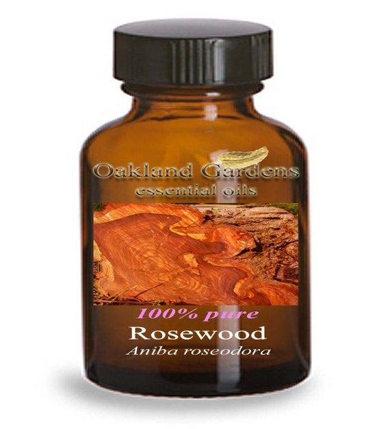 Ml rosewood essential oil pure therapeutic grade