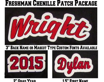 Freshman Patch Package