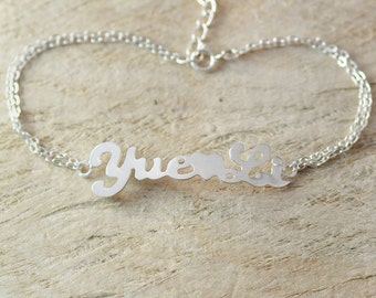 Personalized name bracelet any name available
