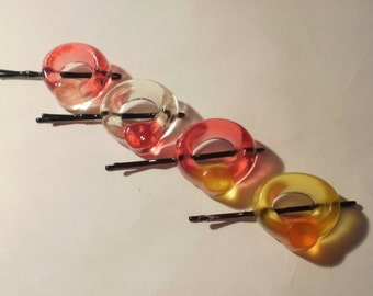 haribo sweet hair clip - Rings