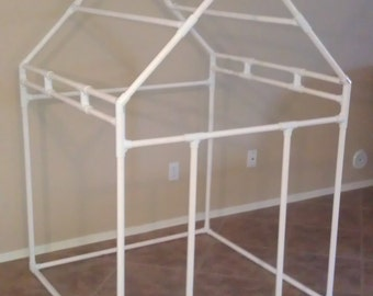 Playhouse PVC Frame
