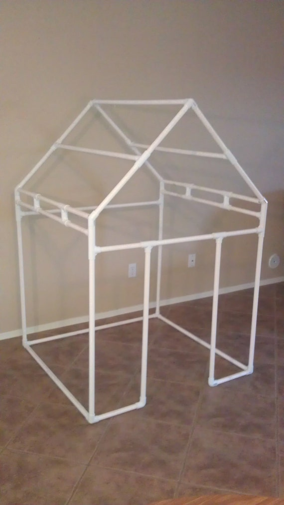 Items similar to playhouse pvc frame on etsy