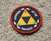 Legend of Zelda Defender of the Triforce patch