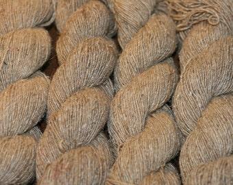 Machine Spun Organic Nettle Yarn
