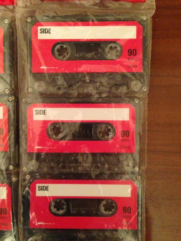 Toys At Kmart : Vintage kmart blank cassette tapes minute nos by