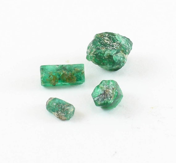 Emeralds, Natural, M-191