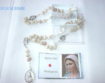 Stone 7 Sorrow rosary Devotion to the Seven Sorrows of Mary Medjugorje