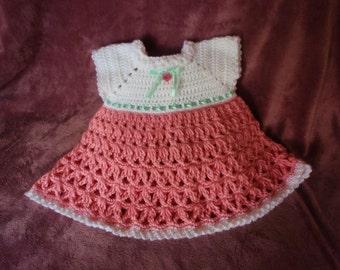 Sweet Summer Dress in Pink