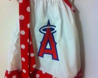 Angels Pillowcase Dress