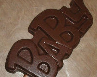 Baby Lolly Chocolate Mold