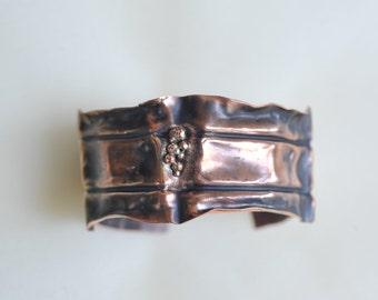 bracelet, copper metal