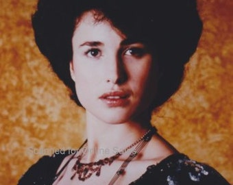 Andie MacDowell Classic Beauty 4x6 photo