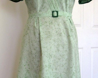 "Replica of Allie's Green Dress from ""The Notebook"""