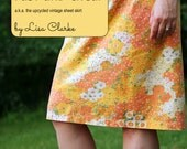 I Like My Skirts Fast and Cheap Sewing Pattern and Tutorial