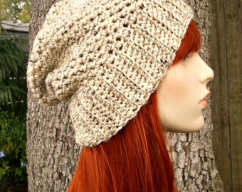 Instant Download Crochet Pattern - Slouchy Beanie Pattern - Crochet Hat Pattern for Yorkshire Beanie - Womens Hat - Womens Accessories