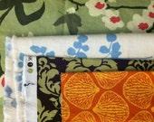 Destash of Decorator Weight Fabric. Over 1lb.
