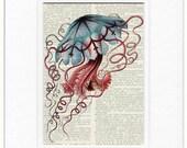 jellyfish II print