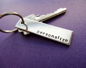 Customized Keychain - Personalized keychain - Personalized Accessory