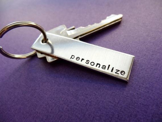 Customized Keychain - Personalized keychain - Personalized Accessory