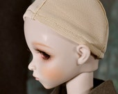 Mesh Wig Cap - Base to make wig for Volks MSD Dollfie Minifee Unoa 1/4 BJD