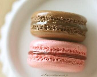 Macaron Magnet - Food Magnet - French Magnet - Valentine Gift